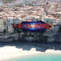 I supereroi sbarcano a Tropea: location d'eccezione per le riprese di 'The Marvels'