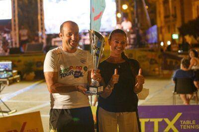 Premiazione 1 Ping Pong