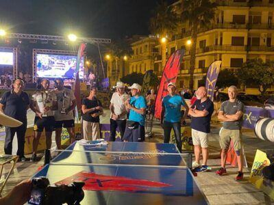 Premiazione 2 Ping Pong