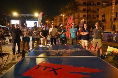 Premiazione Ping Pong