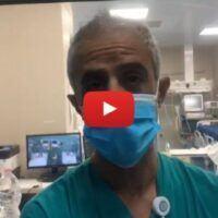 Situazione Covid a Reggio: la testimonianza di un infermiere del GOM