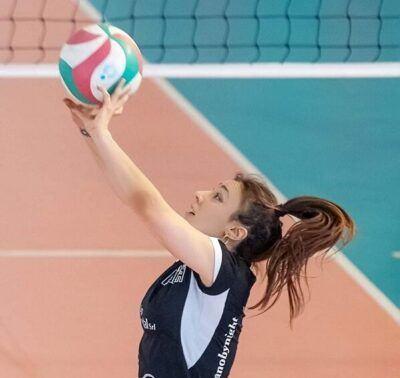 Giuliana Cannestracci Reghion Volley