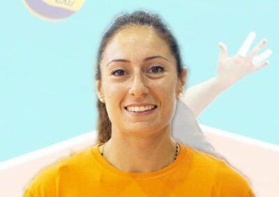 Ilenia Buonfiglio 3 Reghion Volley
