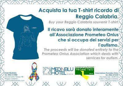 T Shirt Prometeo Orizzontale Official