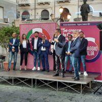 Reggio, presentata Coraggio Italia. Anghelone: 'Vogliamo cambiare in meglio la Calabria'