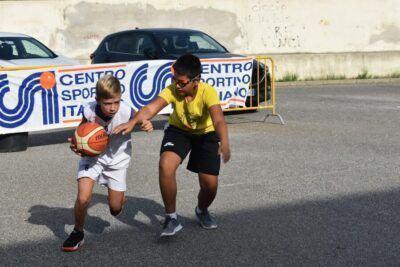 Csi Basket In Strada