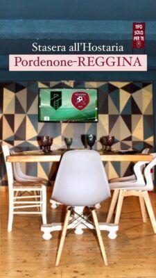 Logo Hostaria Pordenone Reggina