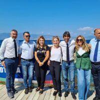 Reggio, presentata la lista di Fratelli d'Italia. Denis Nesci: 'Competenza e serietà per la Calabria'