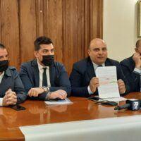 Emergenza rifiuti a Reggio, i consiglieri di centrodestra: